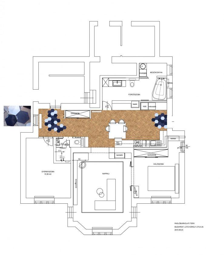 Floor Cover Plan