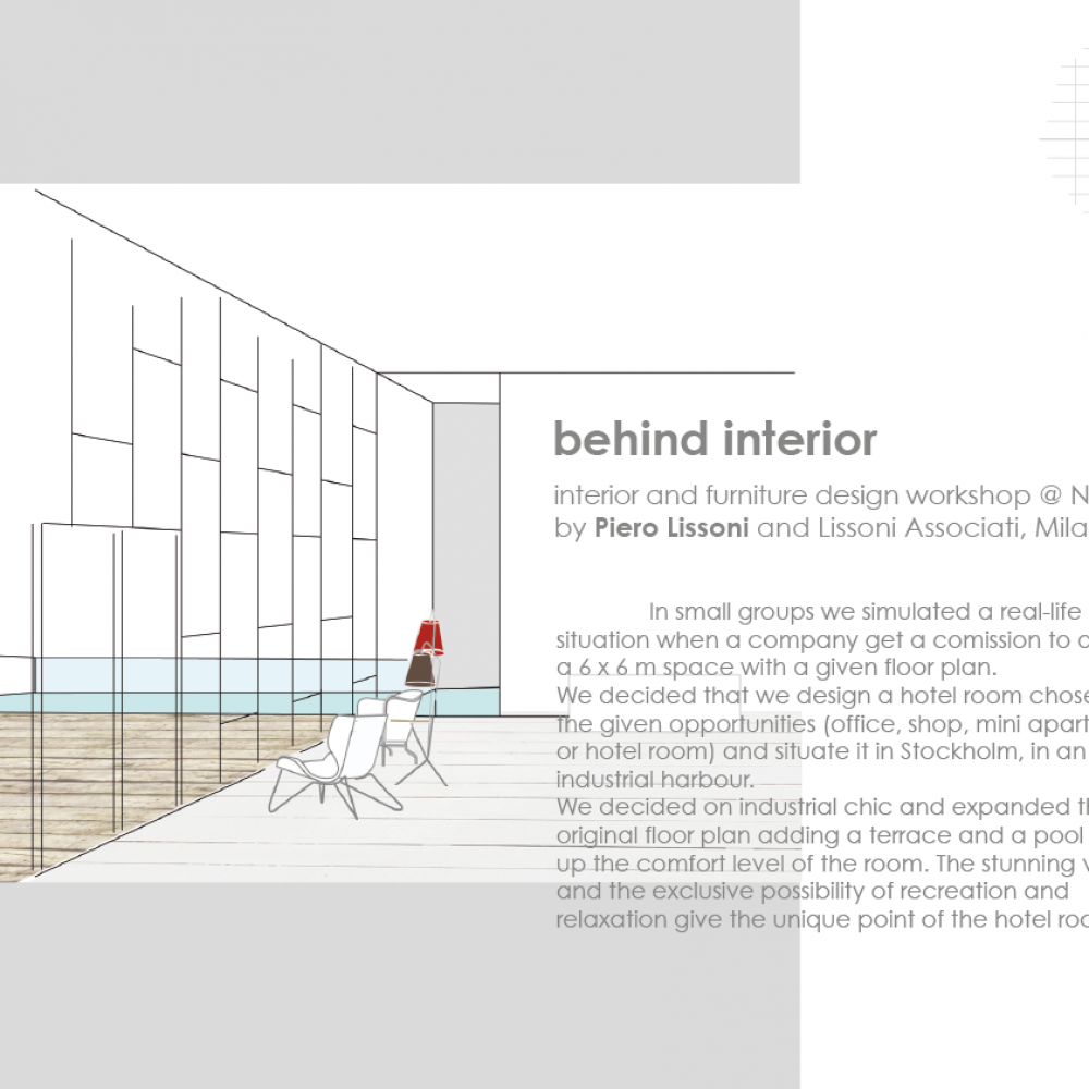 Lissoni Interior Design 01